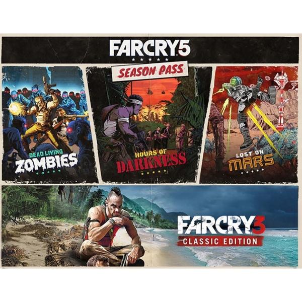 far cry 5 season pass Дополнения для игр PC Ubisoft Far Cry 5 Season Pass