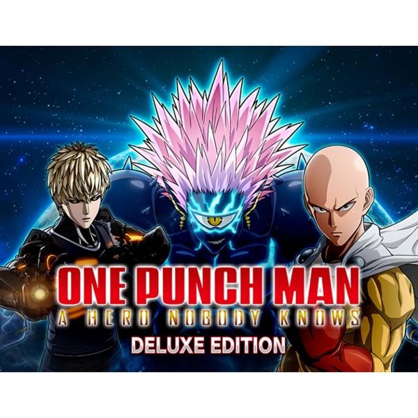 Цифровая версия игры PC Bandai Namco, One Punch Man: A Hero Nobody Knows Deluxe Edition  - купить со скидкой
