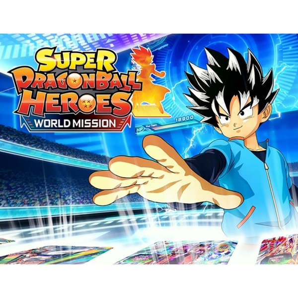 Цифровая версия игры PC Bandai Namco, Super Dragon Ball Heroes: World Mission Launch Ed  - купить со скидкой