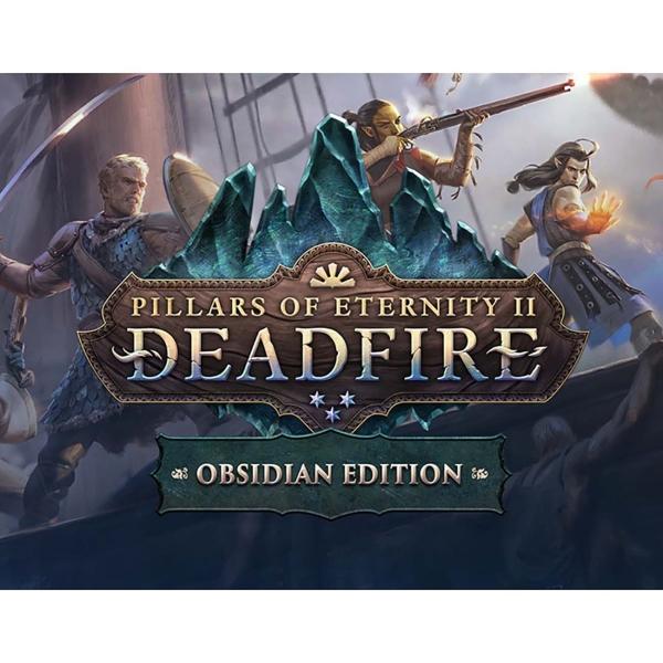 Цифровая версия игры PC Versus Evil LLC Pillars of Eternity II: Deadfire Obsidian Edition bluecraft llc thinkin logs hamilton edition