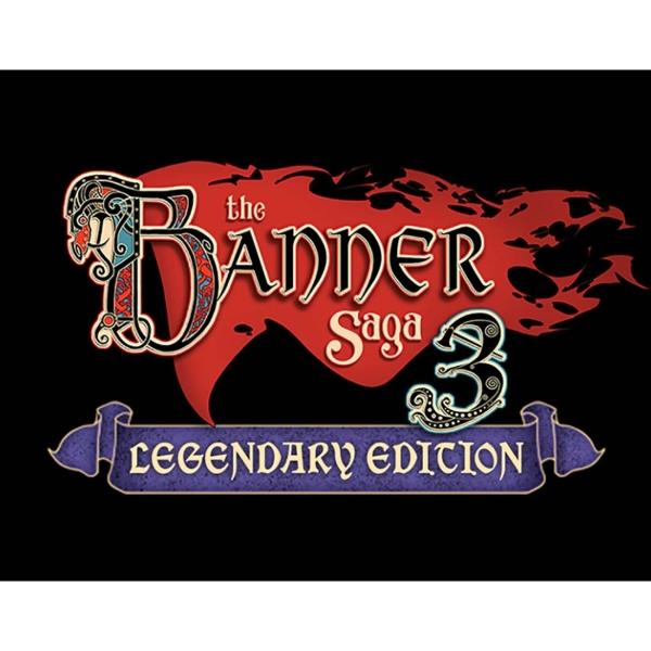 Цифровая версия игры PC Versus Evil LLC The Banner Saga 3 Legendary Edition bluecraft llc thinkin logs hamilton edition