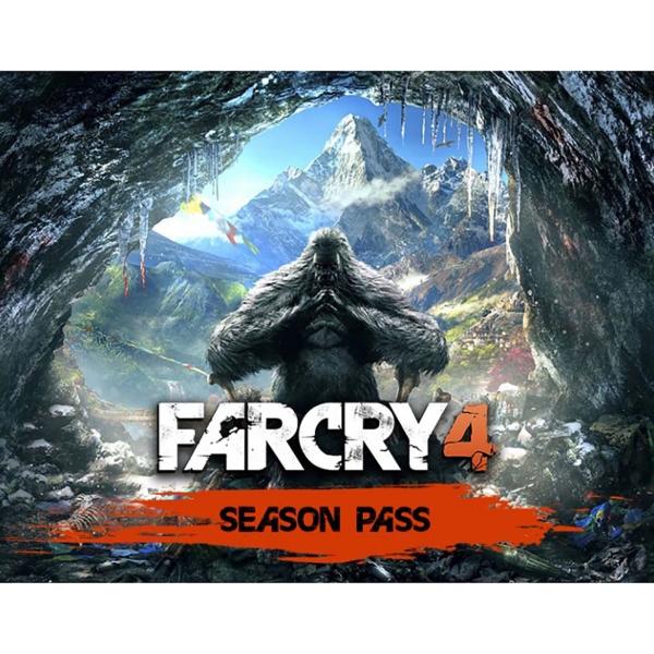 far cry 5 season pass Дополнения для игр PC Ubisoft Far Cry 4 Season Pass