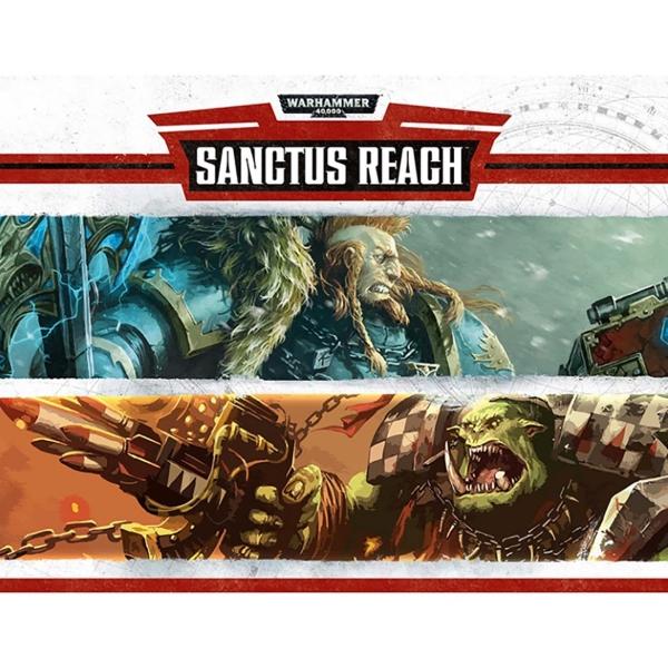 Цифровая версия игры PC Slitherine Warhammer 40,000: Sanctus Reach фото