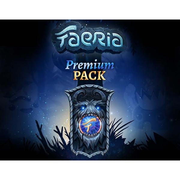 Дополнения для игр PC Versus Evil LLC Faeria - Premium Edition DLC bluecraft llc thinkin logs hamilton edition