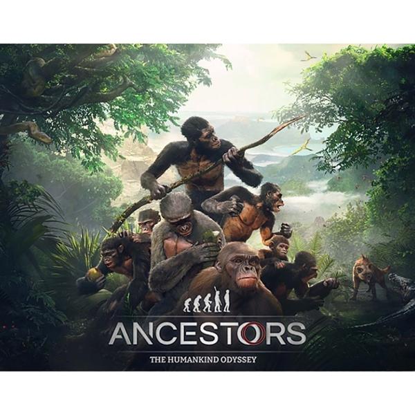 Цифровая версия игры PC 2K, Ancestors: The Humankind Odyssey (Steam)  - купить со скидкой