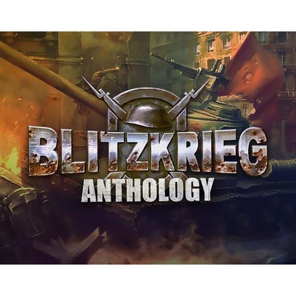 Цифровая версия игры PC Nival Blitzkrieg Anthology anthology