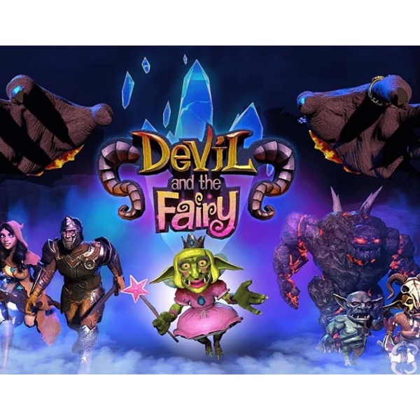 Цифровая версия игры PC Handy Games Devil and the Fairy vicky ward the devil s casino friendship betrayal and the high stakes games played inside lehman brothers