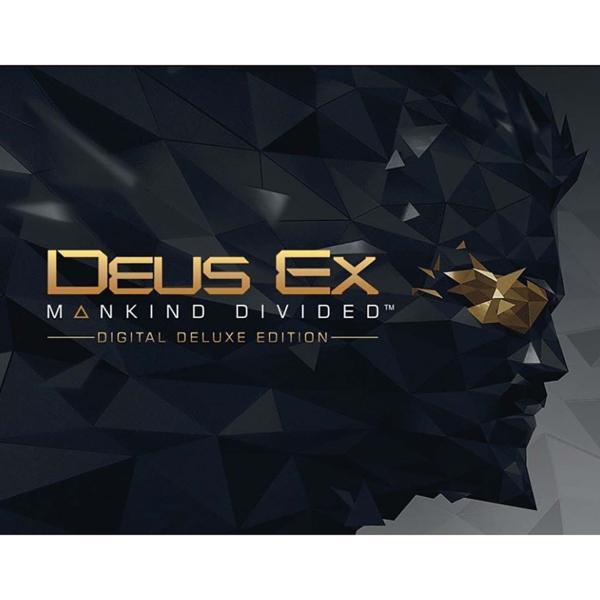 deus ex mankind divided Цифровая версия игры PC Square Enix Deus Ex Mankind Divided Deluxe