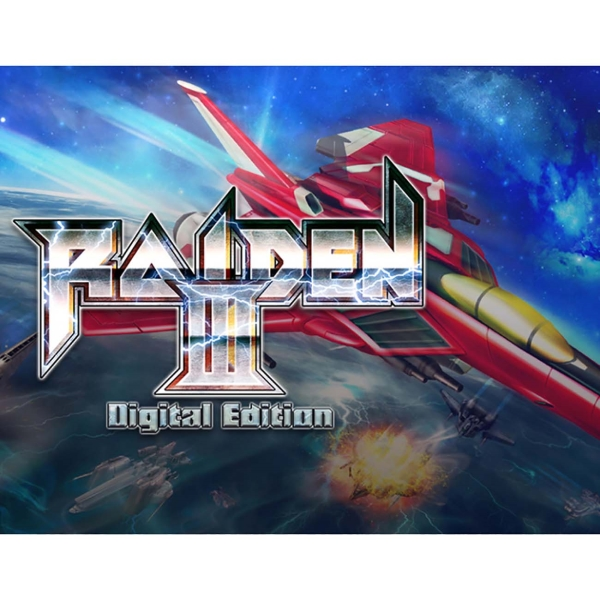 Цифровая версия игры PC H2 Interactive Raiden III Digital Edition digital interactive installations