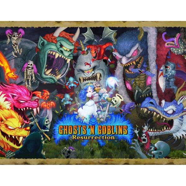 Цифровая версия игры PC Capcom