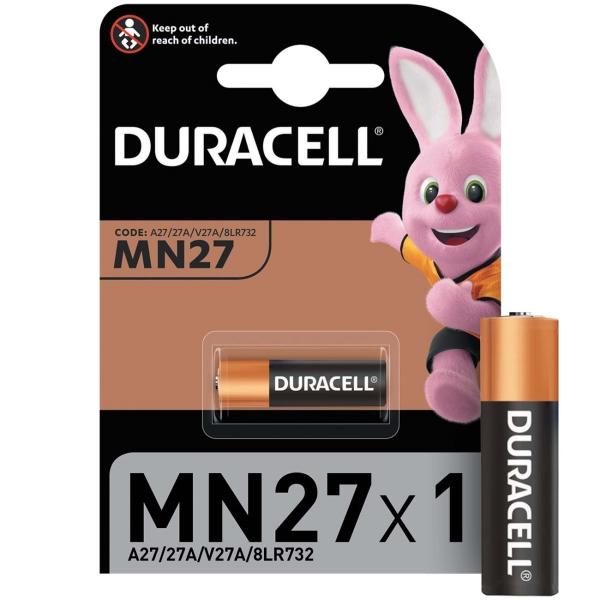 Батарея Duracell MN 27 1шт.