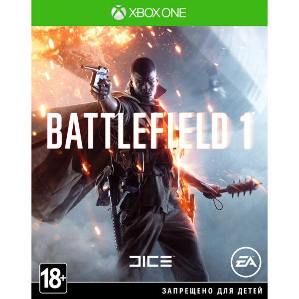 Видеоигра для Xbox One TradeIN Battlefield 1 raket120 бывший в употреблении