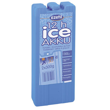 Аккумулятор холода Ezetil Ice Akku 2х300 882200 фото