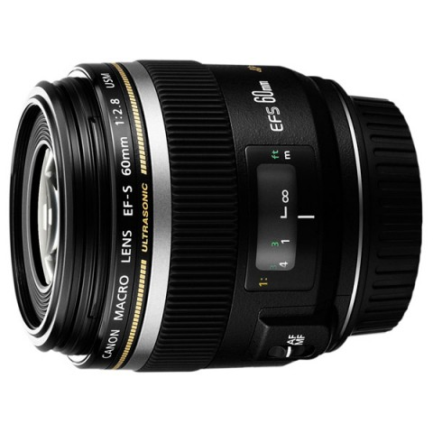 Фотография товара объектив Canon EFS60mm f/2.8 Macro USM (10000415)