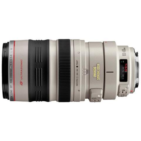 Купить объектив премиум Canon EF 100-400mm f/4.5-5.6 L IS USM (10000438) в Москве, в Спб и в России