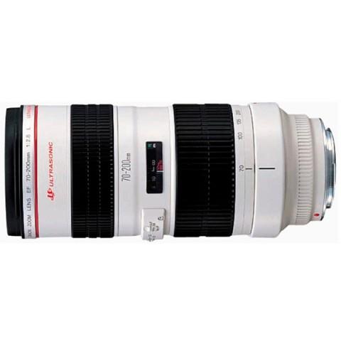 Купить объектив премиум Canon EF 70-200mm f/2.8L USM (10000520) в Москве, в Спб и в России