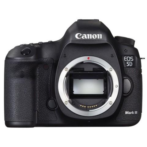 Фотография товара фотоаппарат зеркальный премиум Canon EOS 5D Mark III Body Black (10002598)