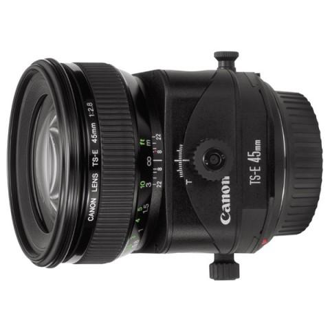 Фотография товара объектив премиум Canon TS-E 45 F2.8 (10002722)