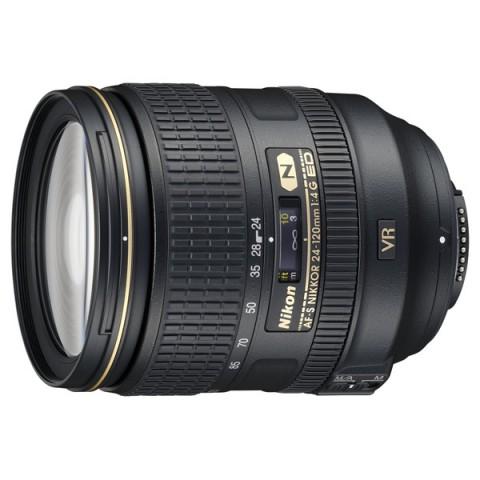 Фотография товара объектив премиум Nikon AF-S NIKKOR 24-120mm f/4G ED VR (10002746)