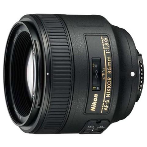Купить объектив премиум Nikon AF-S NIKKOR 85mm f/1.8G (10002751) в Москве, в Спб и в России