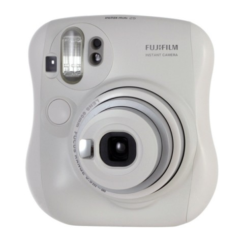 Фотография товара фотоаппарат моментальной печати Fujifilm Instax Mini 25 White (10002996)