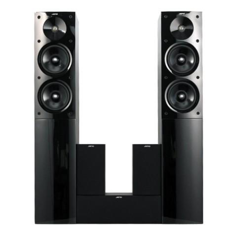Фотография товара комплект акустических систем Jamo S506 HCS3 Wenge (10003334)