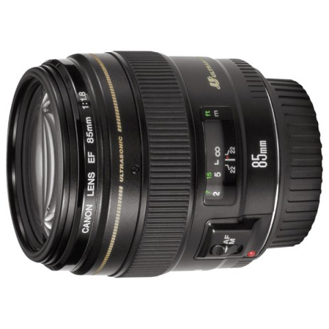 Фотография товара объектив Canon EF85 f/1.8 USM (10003730)