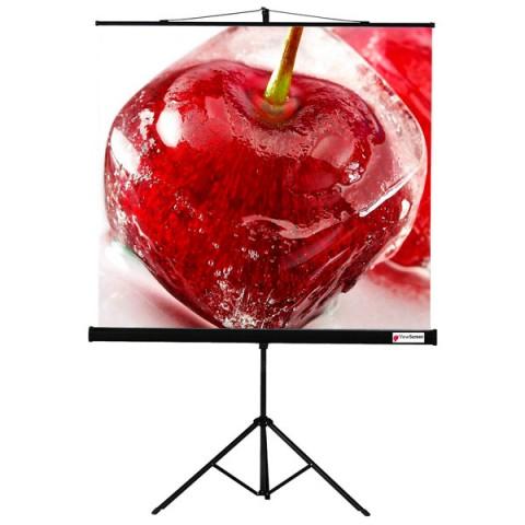 Купить экран для видеопроектора ViewScreen Clamp 180*180MW (10003763) в Москве, в Спб и в России