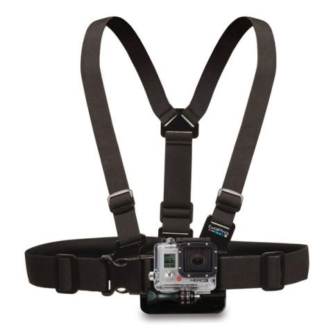 Фотография товара аксессуар для экшн камер GoPro Крепление на грудь GCHM30-001 (10004809)