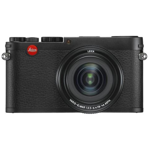 Фотография товара фотоаппарат компактный премиум Leica X Vario Black (10004877)
