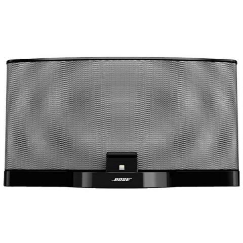 Купить док-станция с акустикой Bose SoundDock III Black (10004923) в Москве, в Спб и в России