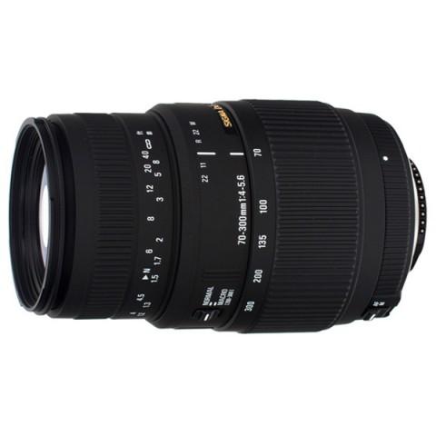 Фотография товара объектив Sigma AF 70-300mm f/4-5.6 DG MACRO Canon (10005093)