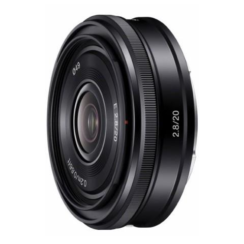 Фотография товара объектив Sony SEL20F28//Q (10005097)