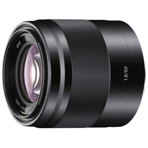 Купить объектив Sony SEL50F18 (10005167) в Москве, в Спб и в России