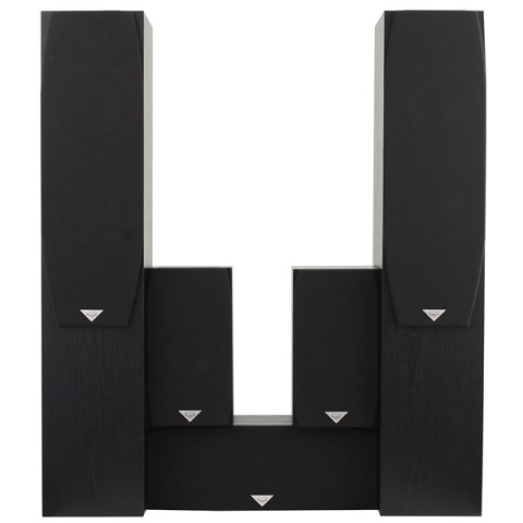 Купить комплект акустических систем Vector HX 5.0 (10005171) в Москве, в Спб и в России