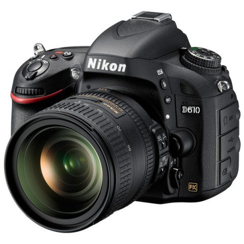 Фотография товара фотоаппарат зеркальный премиум Nikon D610 + 24-85mm Kit Black (10005506)