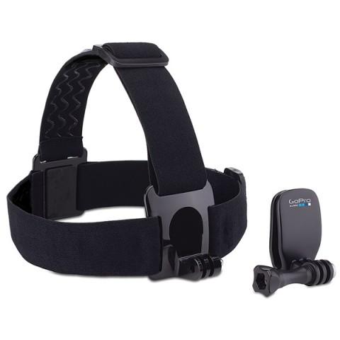 Купить аксессуар для экшн камер GoPro Крепление на голову ACHOM-001 (10005742) в Москве, в Спб и в России