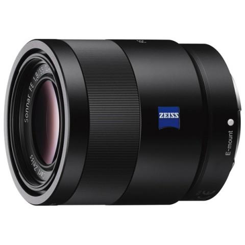 Фотография товара объектив премиум Sony 55mm f/1.8 ZA (SEL-55F18Z) (10005868)