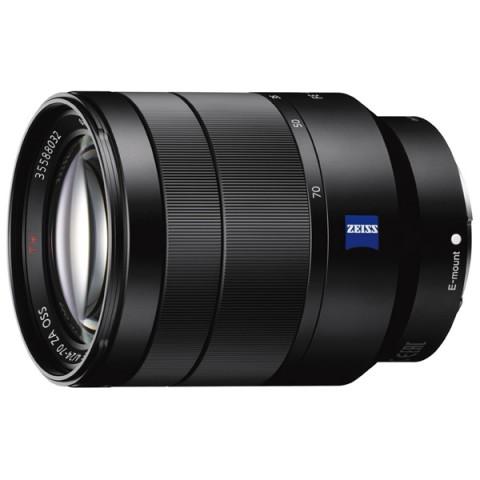 Фотография товара объектив премиум Sony 24-70mm f/4 ZA OSS (SEL-2470Z) (10005869)