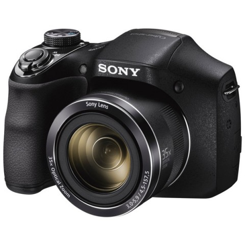 Купить фотоаппарат компактный Sony CyberShot H300 (10005945) в Москве, в Спб и в России