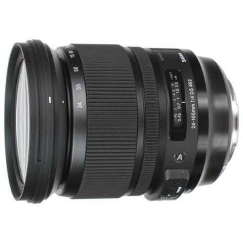 Фотография товара объектив Sigma 24-105mm f/4.0 DG OS HSM Art Canon (10005949)