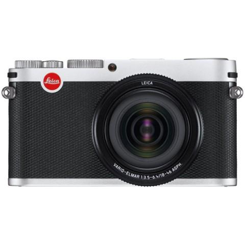 Фотография товара фотоаппарат компактный премиум Leica X Vario Silver (10006016)