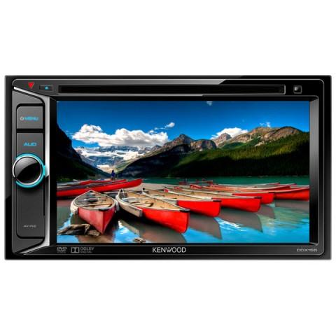 Купить автомобильная магнитола с DVD + монитор Kenwood DDX155 (10006141) в Москве, в Спб и в России