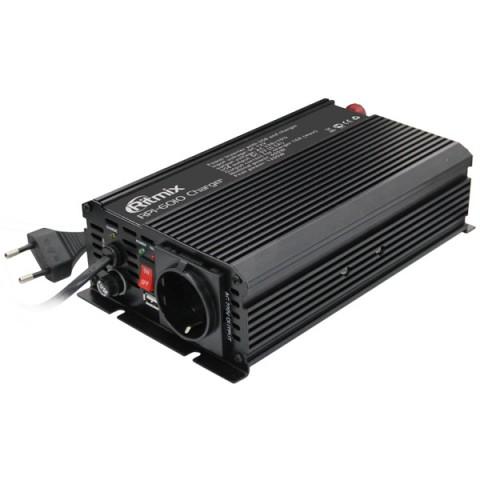 Купить автопреобразователь напряжения Ritmix RPI-6010 Charger (10006303) в Москве, в Спб и в России
