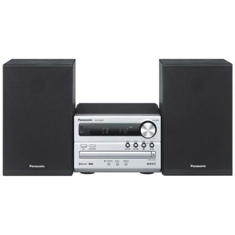 Фотография товара музыкальный центр Micro Panasonic SC-PM250EE-S (10006350)