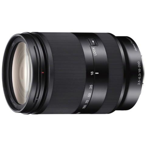 Фотография товара объектив Sony SEL18200LE (10006441)