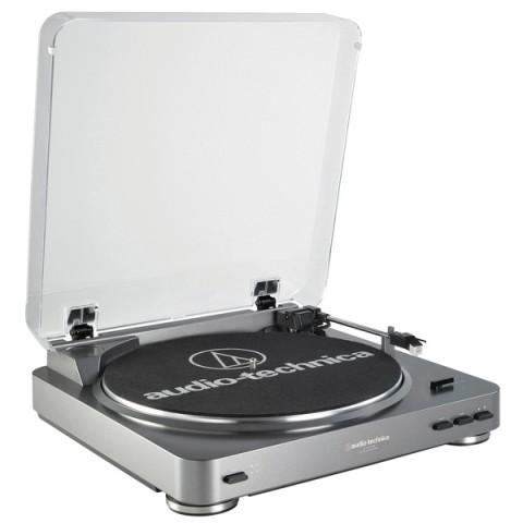 Фотография товара проигрыватель виниловых дисков Audio-Technica AT-LP60-USB (10006458)