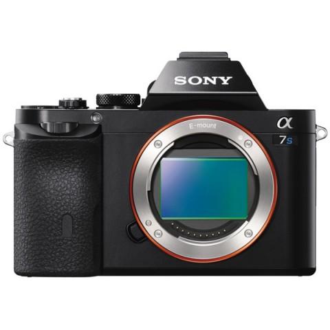 Фотография товара фотоаппарат системный премиум Sony Alpha A7S Body (10006661)