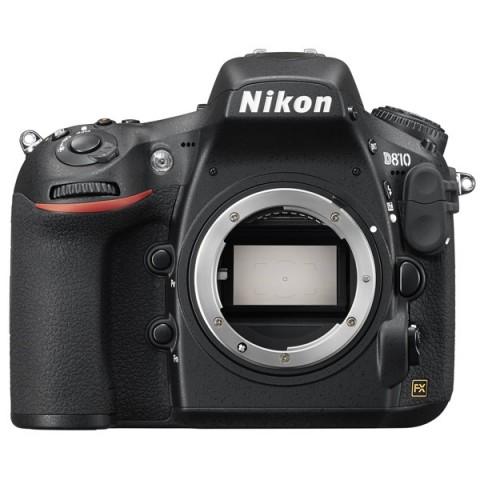 Фотография товара фотоаппарат зеркальный премиум Nikon D810 Body Black (10006716)