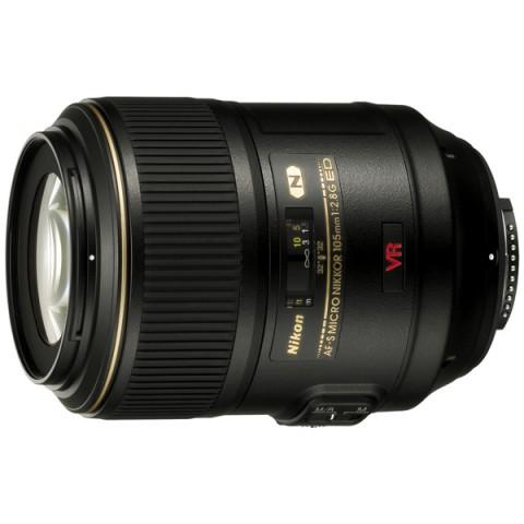 Фотография товара объектив Nikon AF-S VR Micro-Nikkor 105mm f/2.8G IF-ED (10006860)
